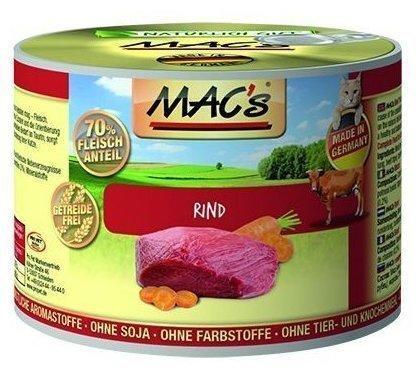 MACs Rind 6 x 800 g