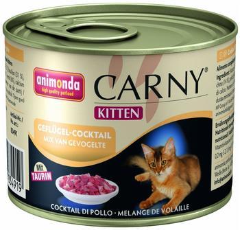 Animonda Carny Kitten Geflügel Cocktail (200 g)