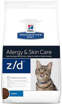 Hill's Prescription Diet Feline z/d Low Allergen (2 kg)