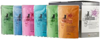 Catz finefood Multipack No. 2 12 x 85 g