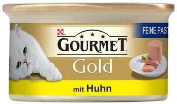 Gourmet Gold Feine Pastete Huhn 12 x 85 g