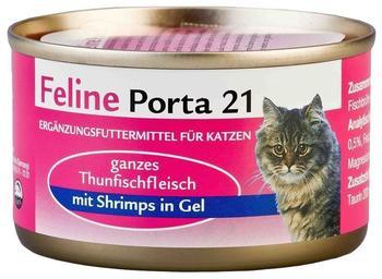 Porta Feline 21 Thunfisch mit Aloe (90 g)