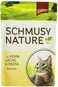 Schmusy Natures Menü Huhn & Lachs (100 g)