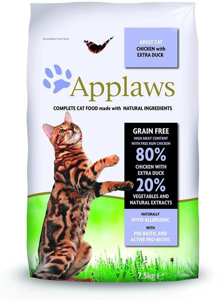 Applaws Adult Hühnchen & Ente (7,5 kg)