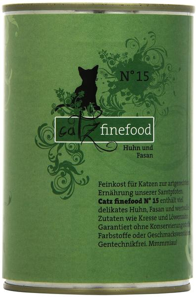 Catz finefood No. 15