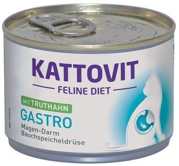 KATTOVIT Gastro Truthahn 12 x 175 g