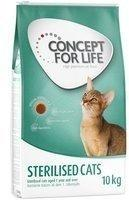 Concept for Life Sterilised Cats 10 kg