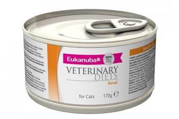 Eukanuba Renal für Katzen 12 x 170 g