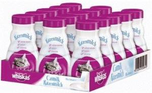 Whiskas Katzenmilch 6 x 200 ml