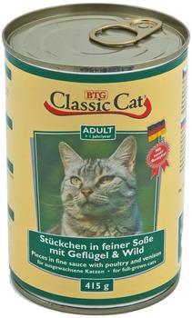 HEGA Classic Cat Geflügel & Wild (415 g)