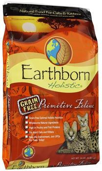 Earthborn Holistic Primitive Feline 6,36 kg