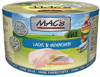 MAC's Lachs & Hühnchen 200g