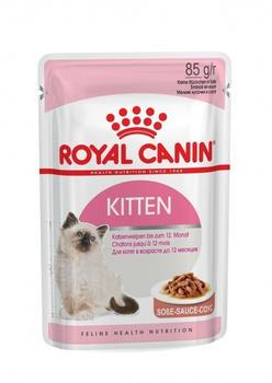 Royal Canin Kitten Instinctive in Soße 12 x 85 g