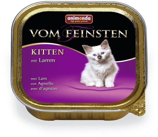 Animonda vom Feinsten Kitten Lammnäpfchen (100 g)