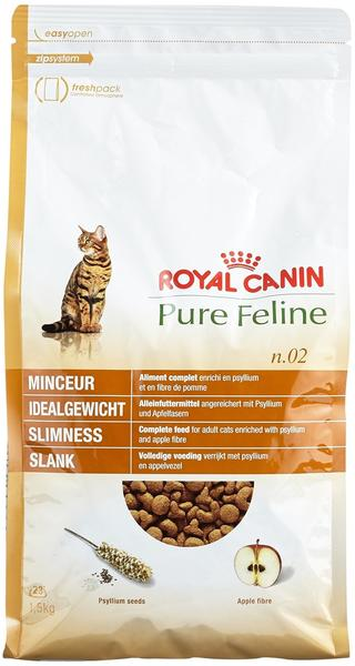 Royal Canin Pure Feline N°2 Idealgewicht 1,5kg