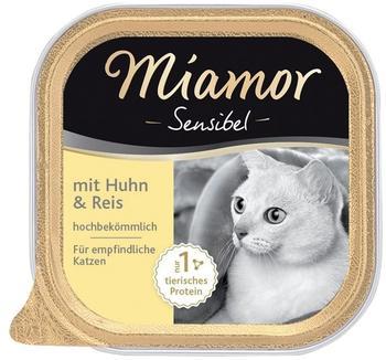 Miamor Sensibel Rind & Reis (100 g)