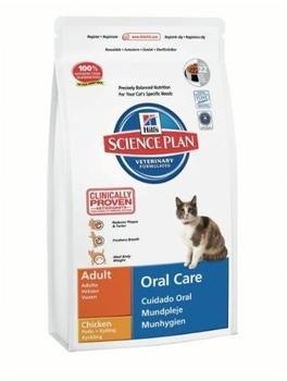 Hills Science Plan Feline Adult Oral Care Huhn 5 kg