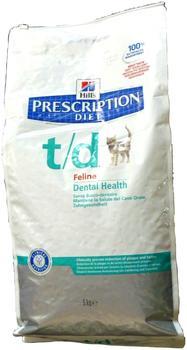 Hill's Prescription Diet Feline t/d (5 kg)