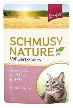 schmusy-vollwert-flakes-pute-reis-22x-100g-katzenfutter-nass