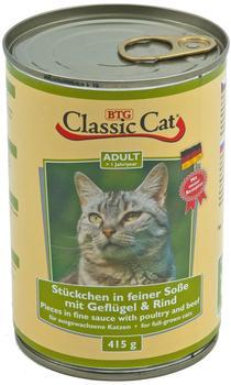 HEGA Classic Cat Geflügel & Rind (415 g)