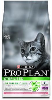 Purina Pro Plan Sterilised reich an Lachs (10 kg)