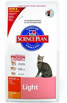 Hill's Feline Adult Light Huhn (1,5 kg)
