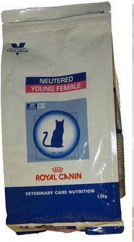 Royal Canin Neutred Young Female Feline 1,5kg