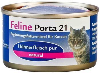 Porta Feline 21 Thunfisch mit Shrimps in Gelee (90 g)