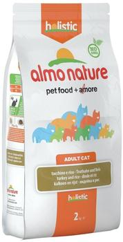 Almo Nature Holistic Truthahn & Reis (2 kg)