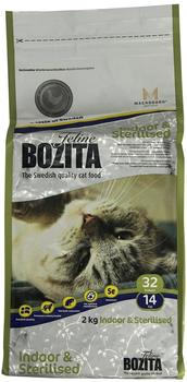 Bozita Bozita Feline Indoor & Sterilised (2 kg)