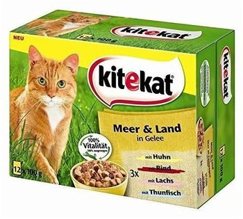 Kitekat Meer & Land in Gelee