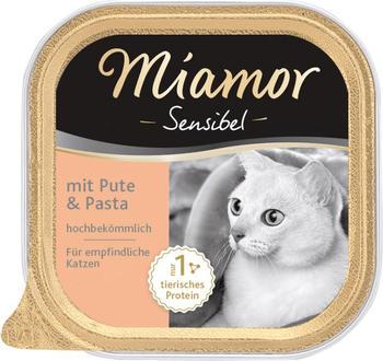 Miamor Sensibel Pute & Pasta (100 g)