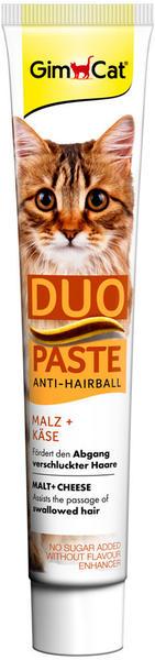 GimCat Anti-Hairball Duo Paste Käse & Malz 50 g