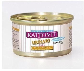 Kattovit Feline Diet Urinary Nassfutter Thunfisch