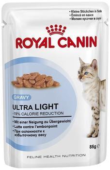Royal Canin Ultra Light in Soße 24 x 85 g