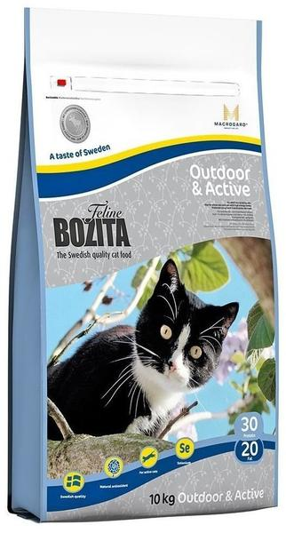 Bozita Feline Outdoor & Active (10 kg)