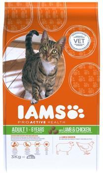 IAMS Adult Lamm und Huhn (3 kg)
