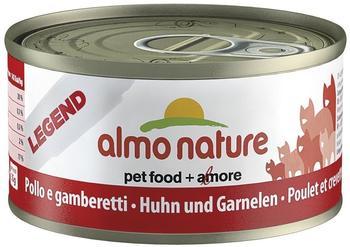 Almo Nature Huhn & Garnelen (70 g)