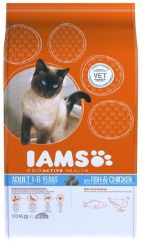 IAMS Adult Seefisch & Huhn 10 kg