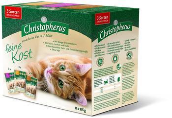Allco Christopherus Feine Kost Multipack 8 x 85 g