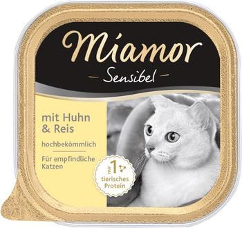 Miamor Sensibel Huhn & Reis (100 g)
