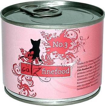Catz finefood No.3 Geflügel (200 g)