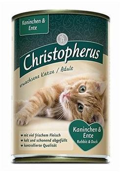 Allco Christopherus Adult Kaninchen & Ente 6 x 400 g
