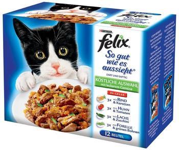 Felix So gut wie es aussieht Multipack Gemüseauswahl