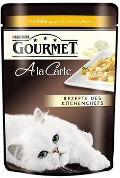 Gourmet A La Carte Rind + Sommergemüse (85 g)