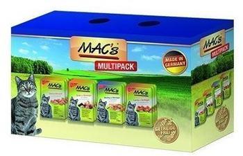 MACs Multipack getereidefrei mit Fisch 12 x 100 g