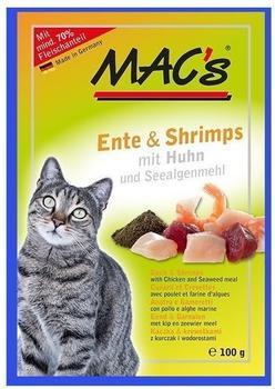 MACs Ente & Shrimps 12 x 100 g