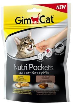 GimCat Nutri Pockets Malt-Vitamin Mix 150 g