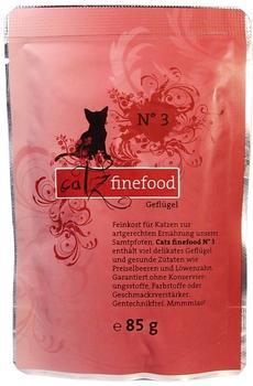 Catz finefood No.3 Geflügel (85 g)