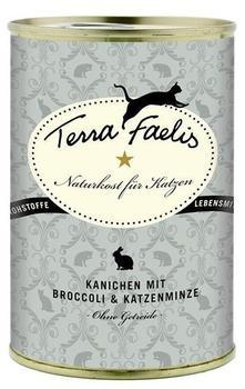 Terra Canis Kaninchen mit Broccoli und Katzenminze (100g)